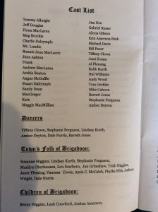 brigadoon-2000-cast-list