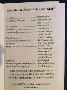 brigadoon-2013-crew-list