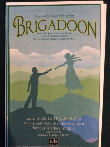 brigadoon-2013-playbill