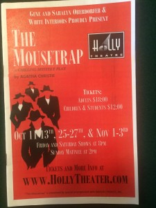 mousetrap-2013-playbill