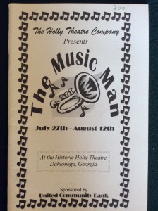 music-man-2001-playbill