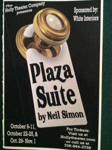 plaza-suite-playbill