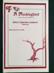 to-kill-a-mockingbird-1999-playbill