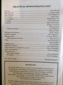 crew list 09