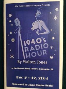 1940s-radio-hour-2004-real-playbill