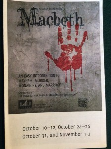 macbeth-playbill