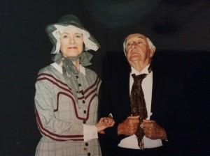 Twas 2003 Kathleen and Nicholas