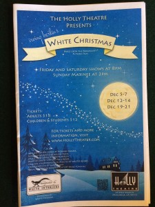 white-christmas-playbill-cover