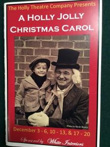 a-christmas-carol-2009-playbill