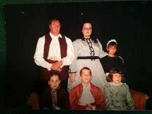 Al Fleming in Frankenstein