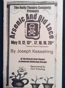 arsenic-and-old-lace-2001-playbill