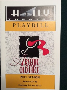 arsenic-and-old-lace-2011-playbill