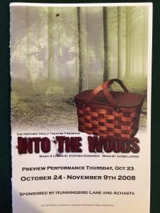 into-the-woods-program