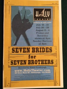 seven-brides-2013-playbill