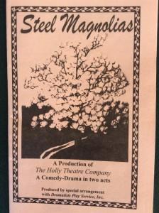 steel-magnolias-1999-playbill