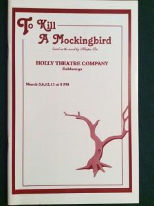 to-kill-a-mockingbird-1999-playbill