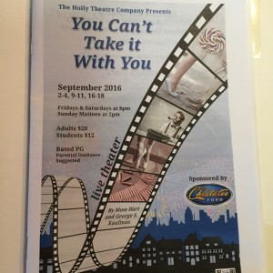 you-cant-take-it-with-you-playbill
