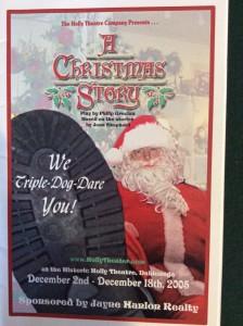 christmas-story-playbill